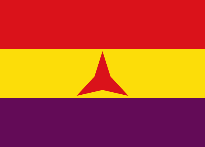 Banner of the International Brigades