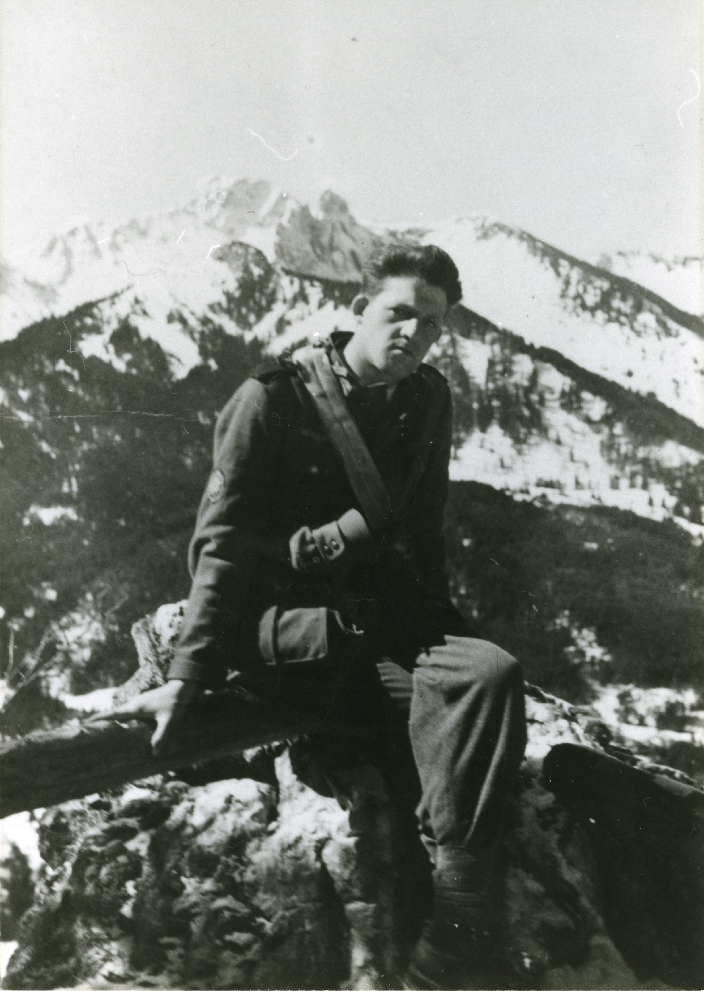 Franz Ofner<br>Photo: Archive of the Communist Party of Austria