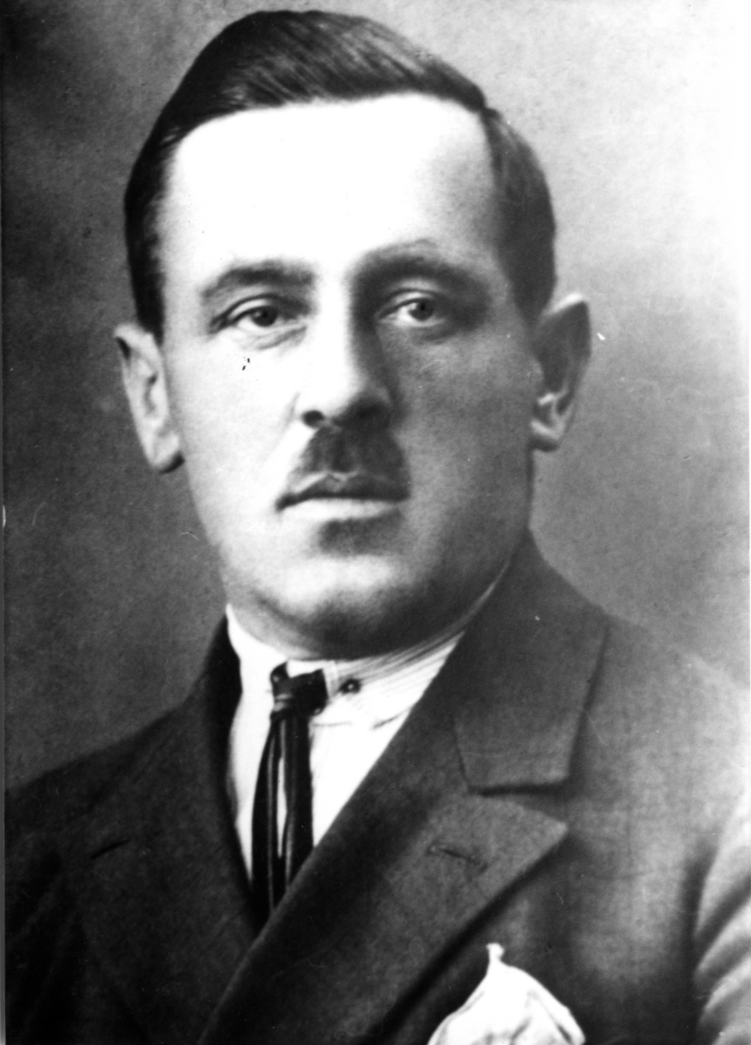 Josef Kumhart<br>Photo: Archive of the Communist Party of Austria