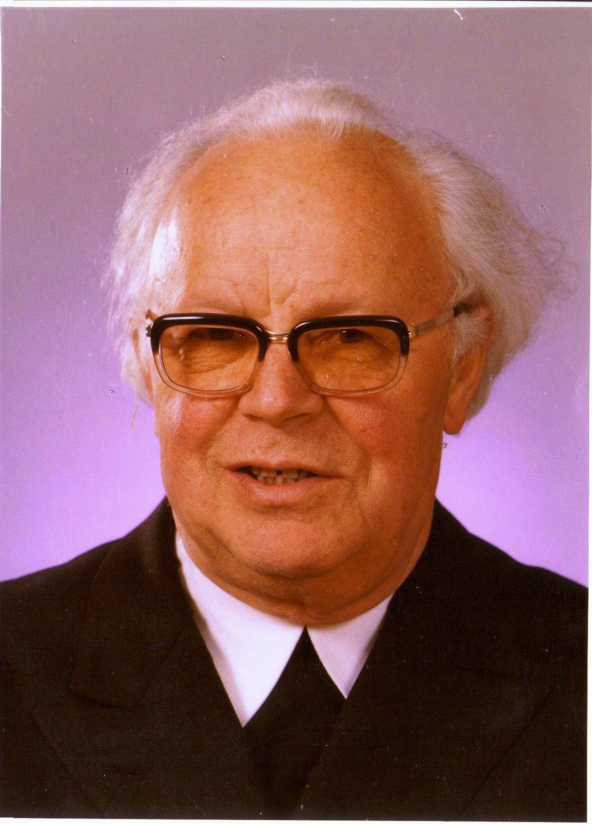 Franz Wesenauer, ca. 1970<br>