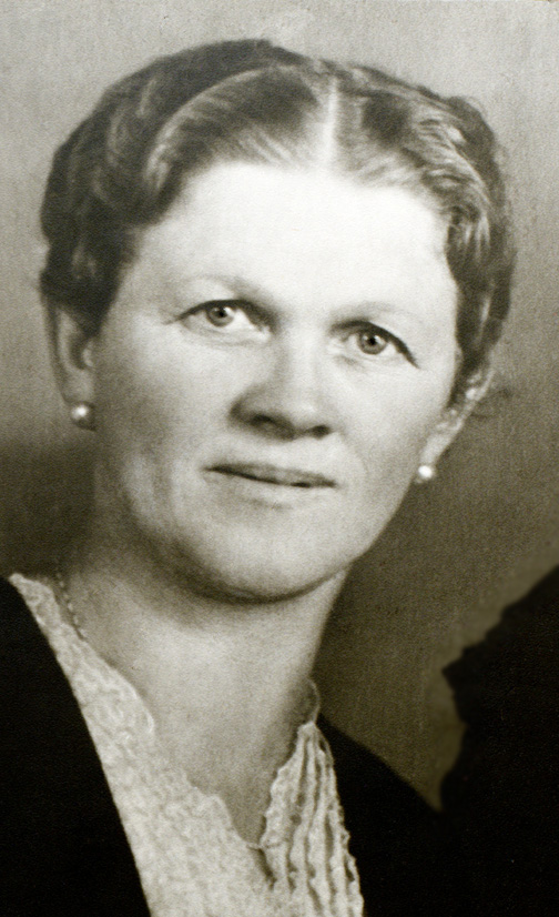 Maria Bumberger<br>Photo: Archive of the Communist Party of Austria