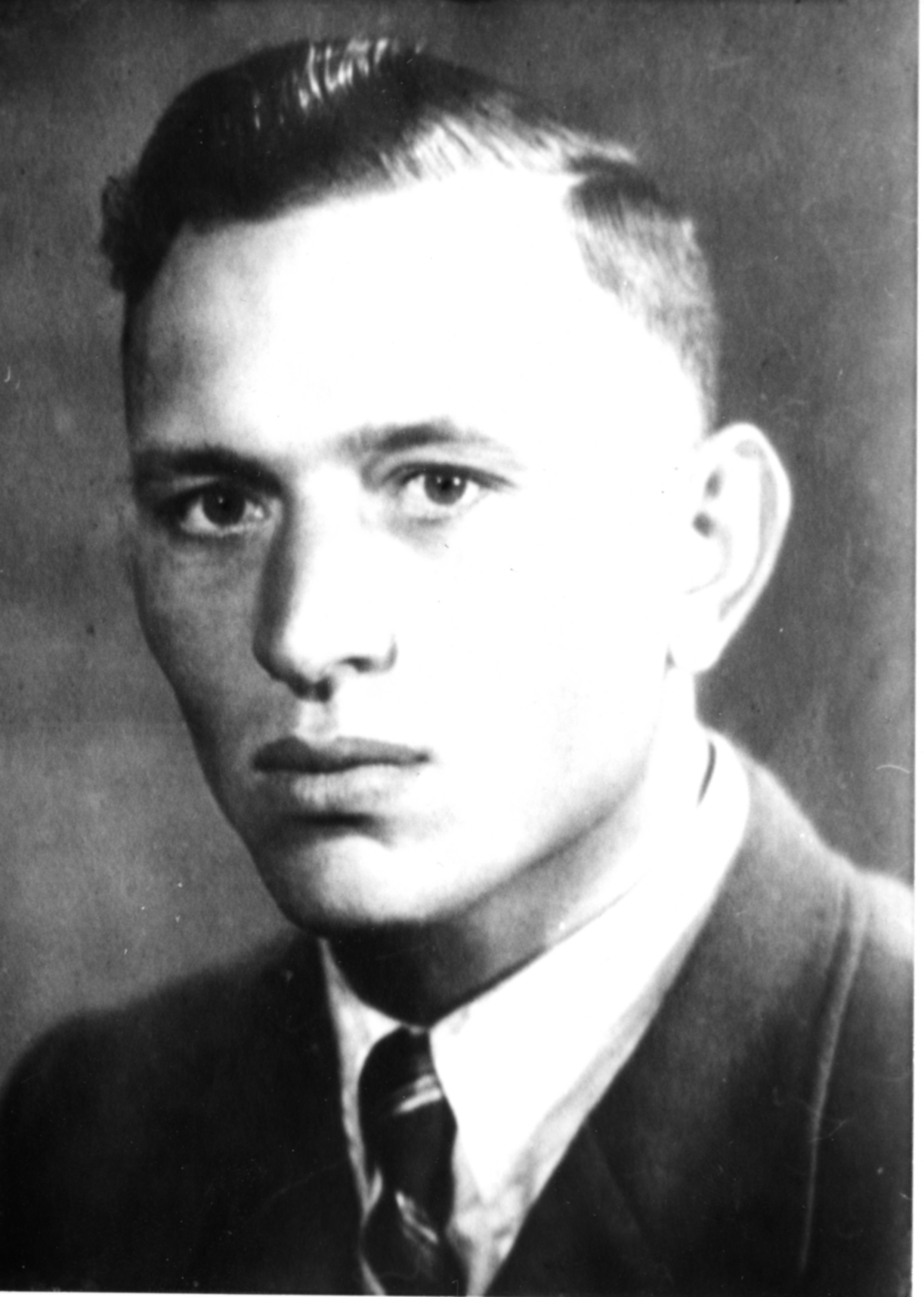 Anton Schubert<br>Photo: Archive of the Austrian Communist Party