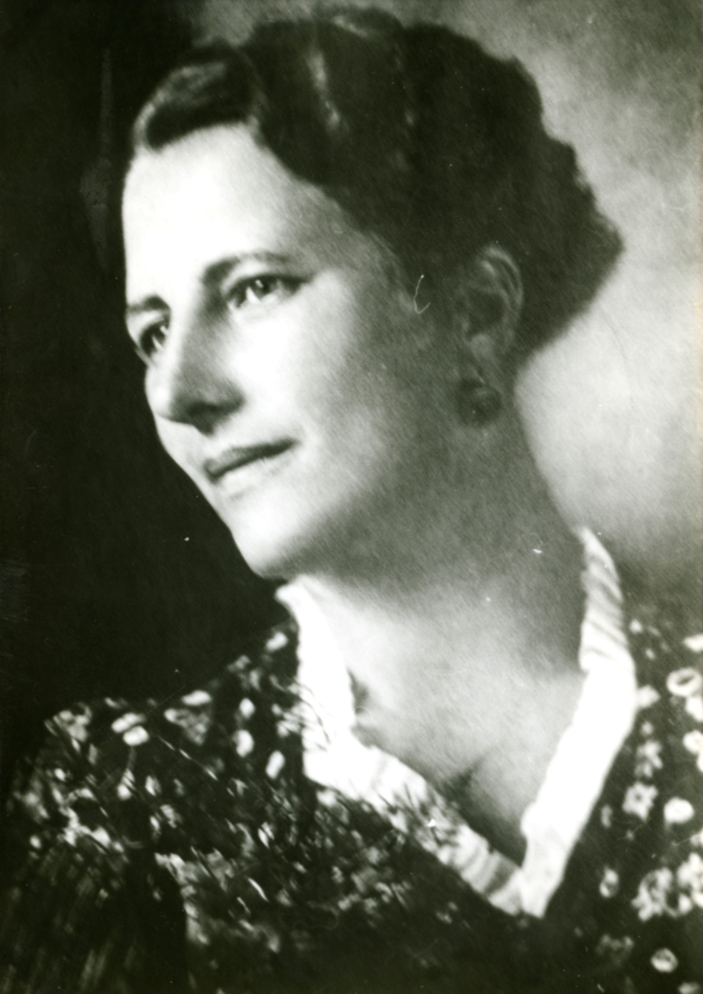 Marianne Innerberger<br>Photo: Archive of the Austrian Communist Party