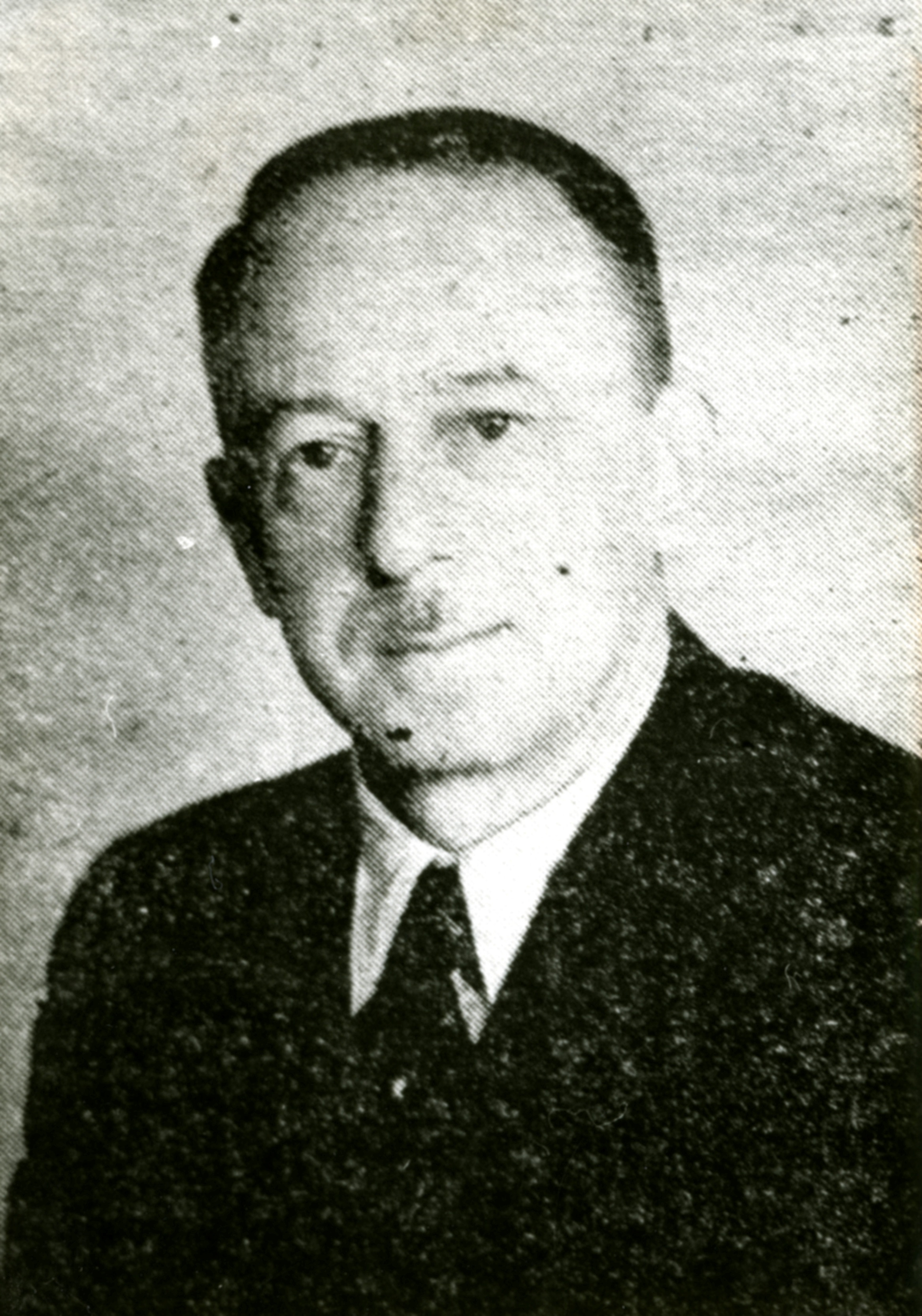 Rudolf Smolik<br>Photo: Archive of the Austrian Communist Party